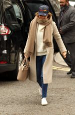 GERI HALLIWELL Out and About in London 12/12/2018