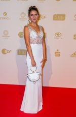 GESA FELICITAS KRAUSE at German Sports Awards of the Year 12/16/2018