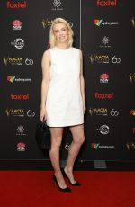 GRACIE OTTO at AACTA Awards Industry Luncheon in Sydney 12/03/2018