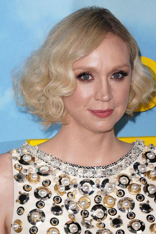 GWENDOLINE CHRISTIE at Welcome to Marwen Premiere in Hollywood 12/10/2018
