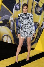 HAILEE STEINFELD at Bumblebee Premiere in Hollywood 12/09/2018