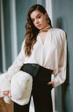 HAILEE STEINFELD for Who What Wear, December 2018