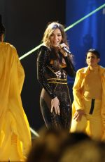HAILEE STEINFELD Performs at The Voice, Season 15 Live Semi