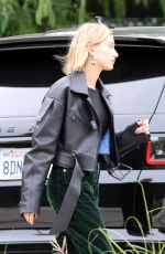 HAILEY BIEBER Out and About in Los Angeles 12/14/2018