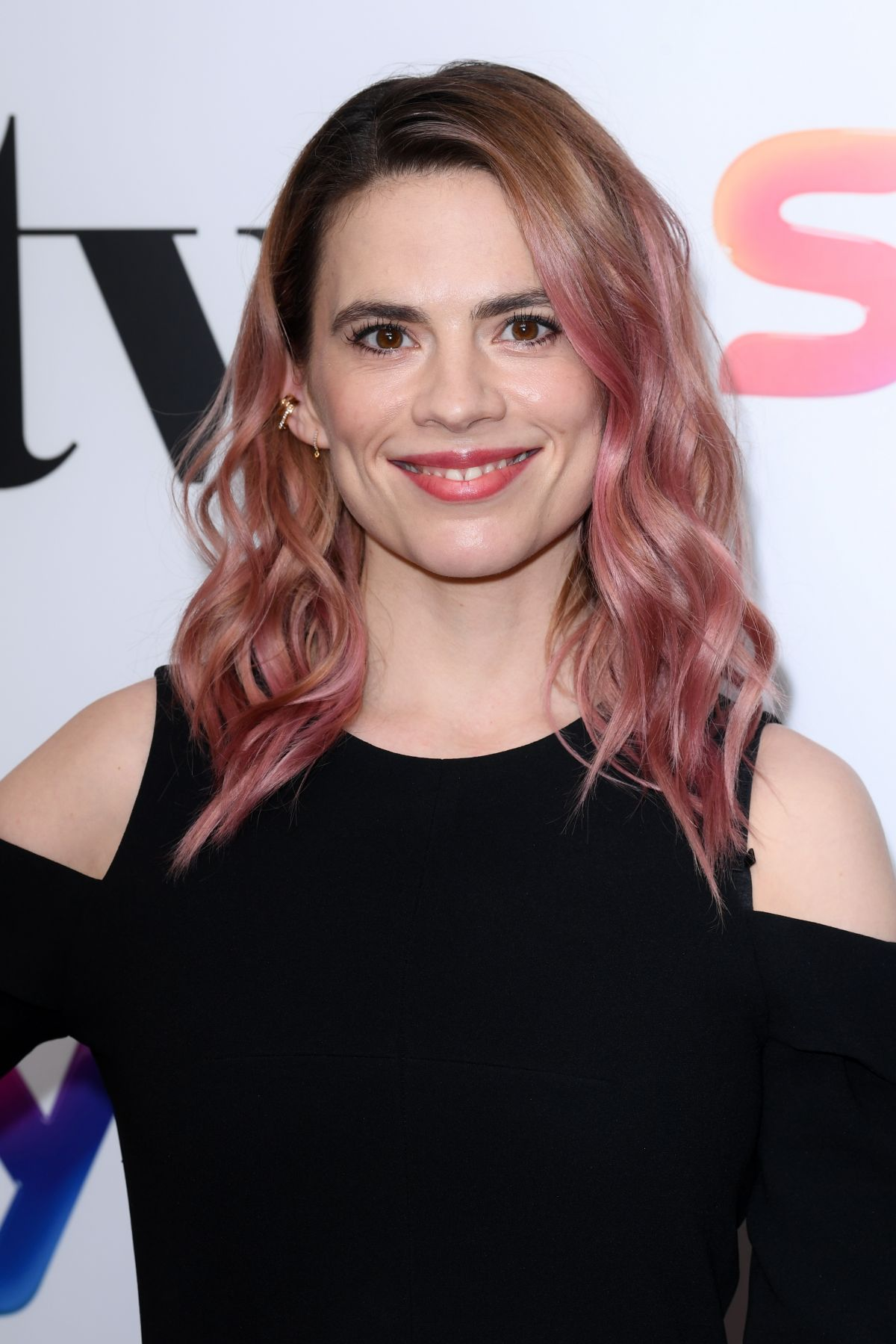 HAYLEY ATWELL at Women in Film and Television Awards in