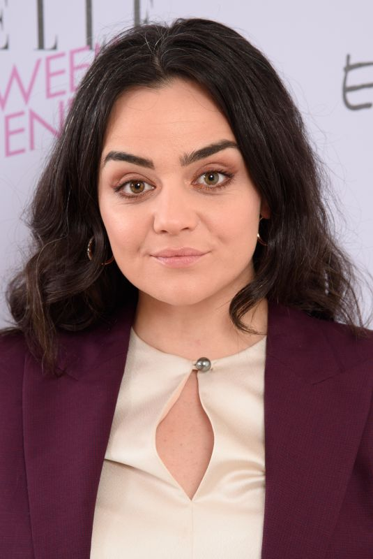 HAYLEY SQUIRES at Elle Weekender 2018 at Saatchi Gallery in London 12/02/2018