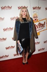 HELEN GEORGE at Nativity! The Musical Gala Night in London 12/20/2018