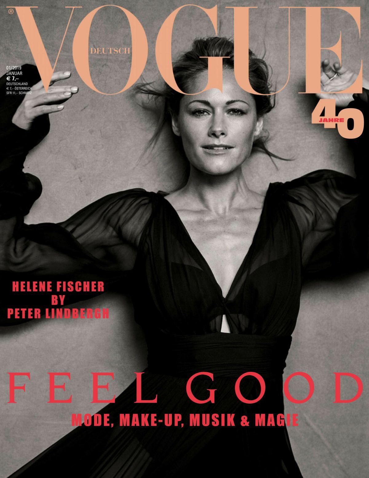Helene Fischer Vogue