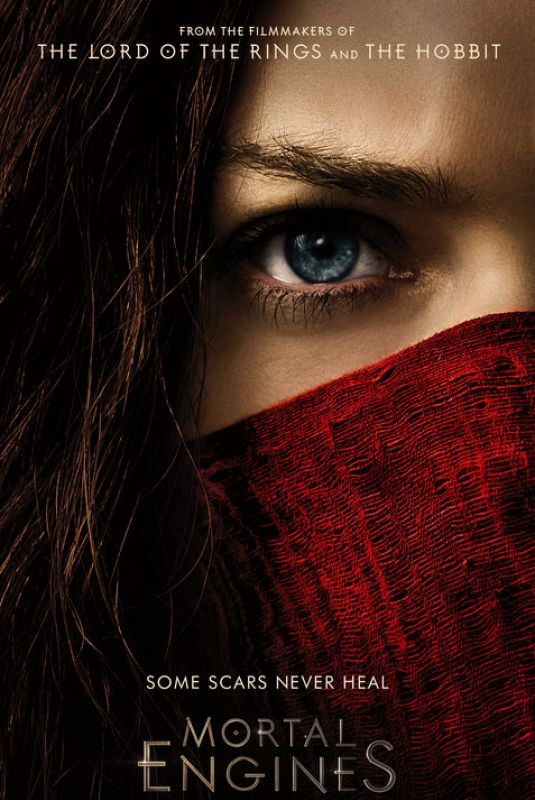 HERA HILMA - Mortal Engines Posters