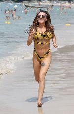 IMOGEN TOWNLEY in Bikini at a Beach in Thailand 12/03/2018