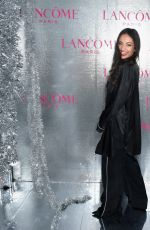 INANNA SARKIS at Lancome x Vogue Holiday Event in West Hollywood 11/29/2018