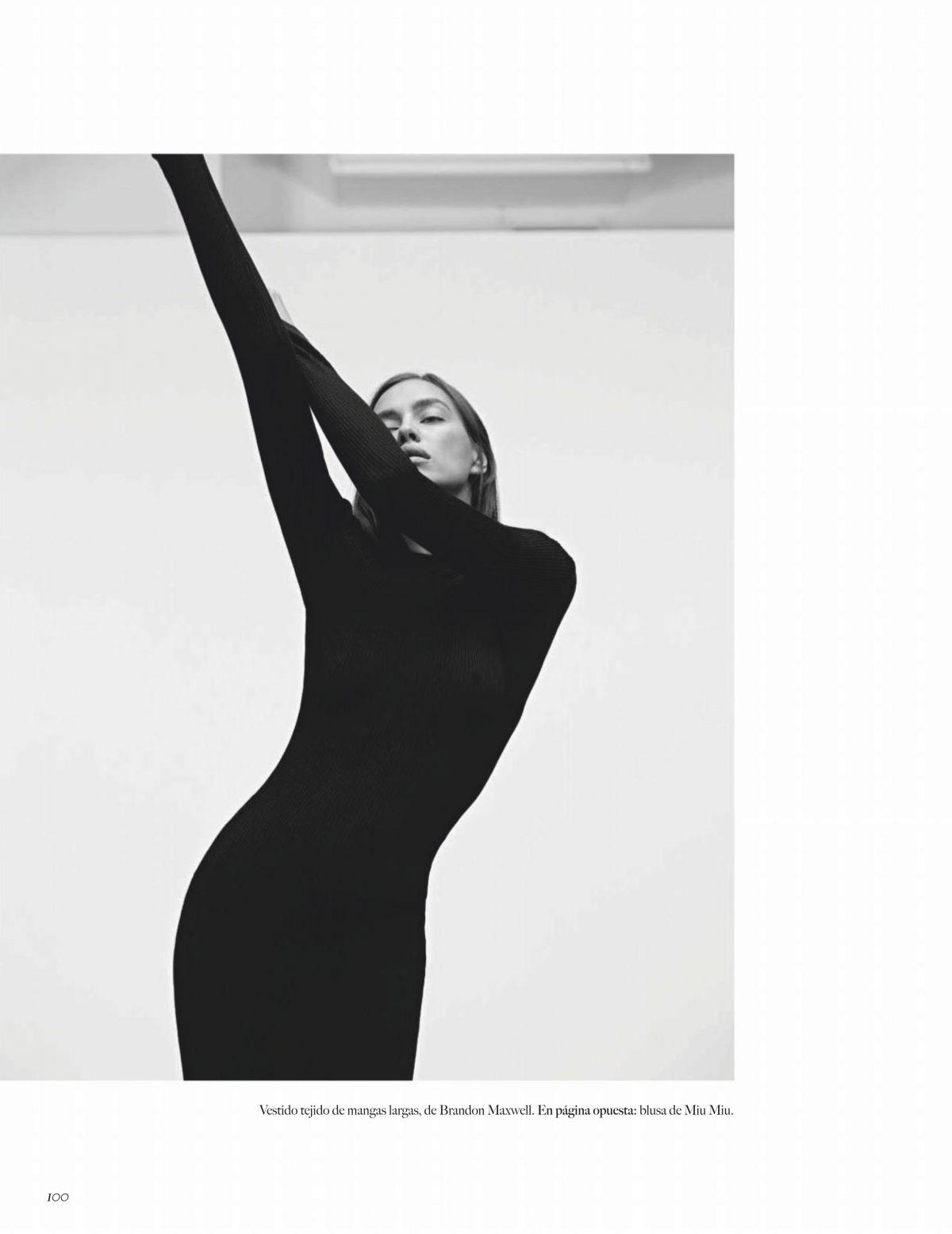 IRINA SHAYK in Vogue Magazine, Latin America January 2019