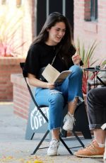 ISABELLE FUHRMAN at Alfred