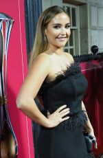 JACQUELINE JOSSA at The Sun Military Awards in London 12/13/2018