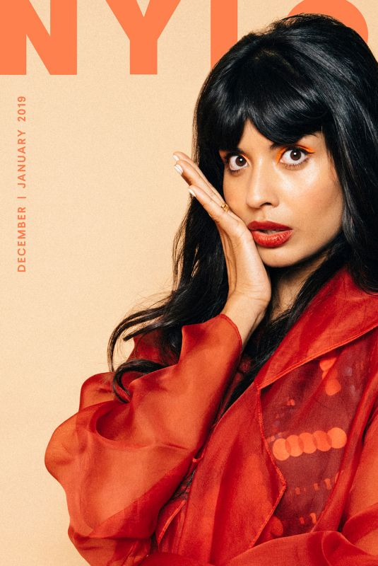 JAMEELA JAMIL for Nylon Magazine, December 2018