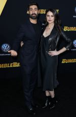 JENN PROSKE at Bumblebee Premiere in Hollywood 12/09/2018