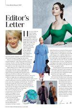JENNA LOUISE COLEMAN in Great British Brands Magazine, 2019 Issue