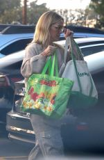 JENNIE GARTH Out Shopping in Los Angeles 12/24/2018