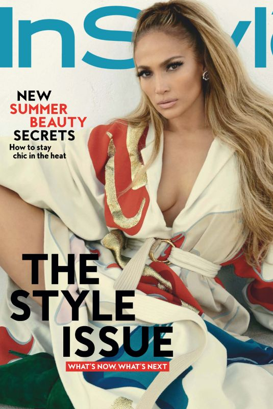 JENNIFER LOPEZ in Instyle Magazine, Australia January 2019