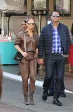 JENNIFER LOPEZ Out Shopping in Beverly Hills 12/24/2018