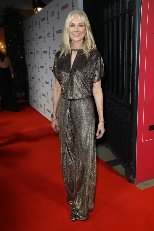 JEOELY RICHARDSON at The Sun Military Awards in London 12/13/2018