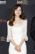 JIN SE-YEON at 1st Korea Popular Music Awards in Seoul 12/20/2018
