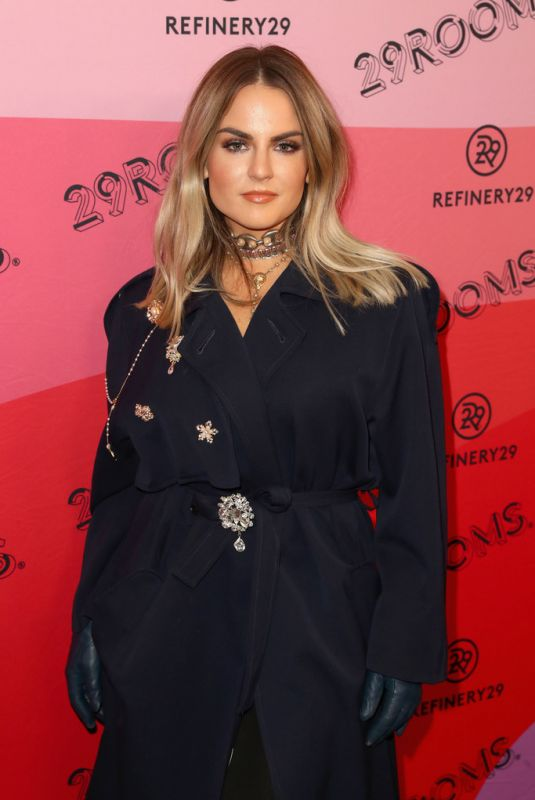 JOANNA JOJO LEVESQUE at Refinery29