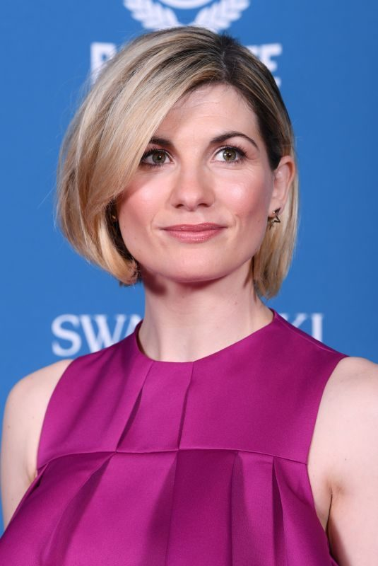 JODIE WHITTAKER at British Independent Film Awards 2018 in London 12/02/2018