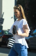 JOSIE DAVIS Out and About in Beverly Hills 12/26/2018