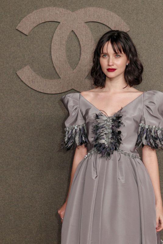 JULIA GOLDANI TELLES at Chanel Metiers D