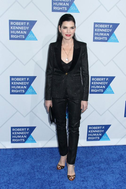 JULIANNA MARGUILES at Ripple of Hope Awards in New York 12/12/2018
