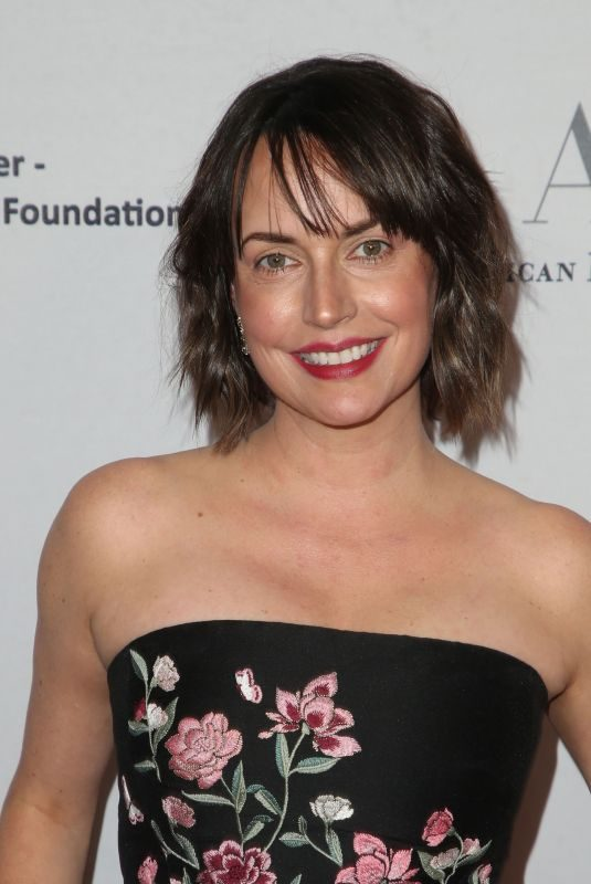 JULIE ANN EMERY at American Ballet Theatre's Holiday Benefit in Beverly Hills 12/17/2018