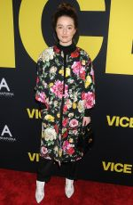 KAITLYN DEVER at Vice Premiere in Los Angeles 12/11/2018