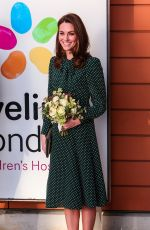 KATE MIDDLETON at Evelina London Children