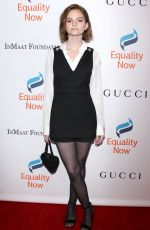 KERRIS DORSEY at Make Equality Reality Gala in Beverly Hills 12/03/2018