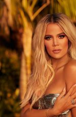 KHLOE KARDASHIAN for Becca Cosmetics 2018 Campaign