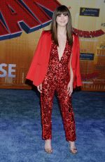 KIMIKO GLENN at Spider-man: Into the Spiderverse Premiere in Hollywood 12/01/2018