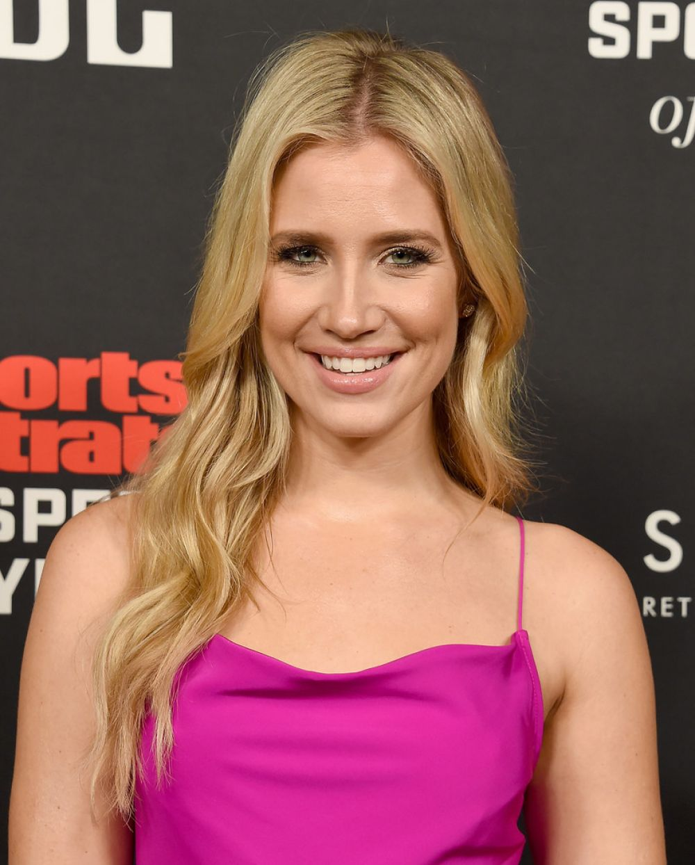 KRISTINE LEAHY At Sports Illustrated 2018 Sportsperson Of