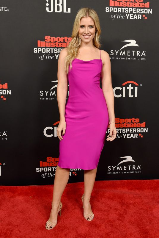 KRISTINE LEAHY at Sports Illustrated 2018 Sportsperson of the Year in Los Angeles 12/11/2018