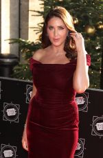 LISA SNOWDON at Tric Christmas Lunch in London 12/11/2018