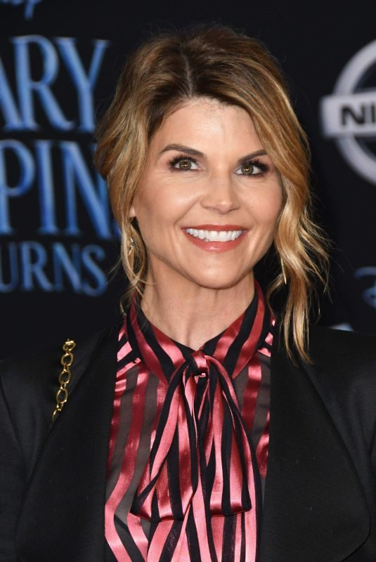LORI LOUGHLIN at Mary Poppins Returns Premiere in Los Angeles 11/29/2018