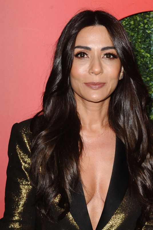 MARISOL NICHOLS at GQ Men of the Year Party in Beverly Hills 12/06/2018