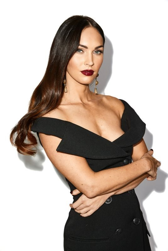 MEGAN FOX for New York Times, December 2018