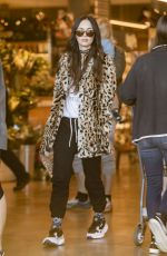 MEGAN FOX Out Shopping in Los Angeles 12/02/2018
