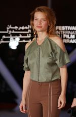 MELANIE THIERRY at Marrakech International Film Festival Opening Ceremony 11/30/2018