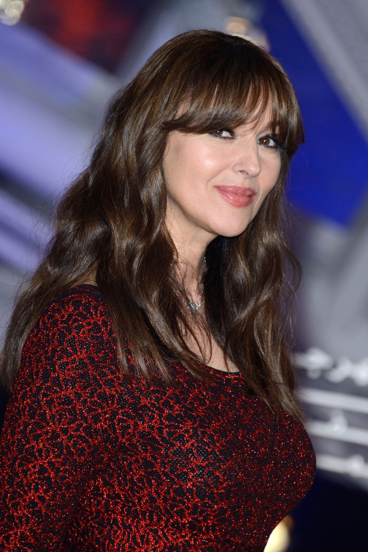 Monica Bellucci At Marrakech International Film Festival