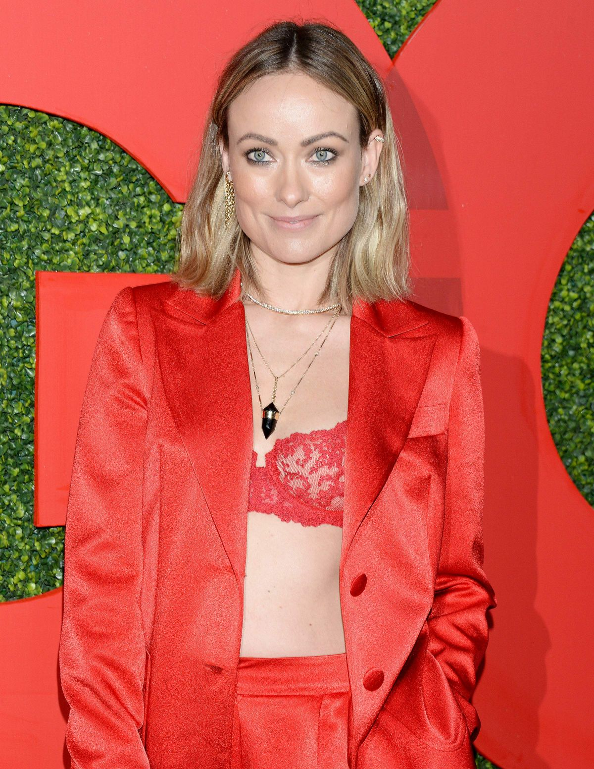 Olivia Wilde - 2018 GQ Men of the Year Party in LA