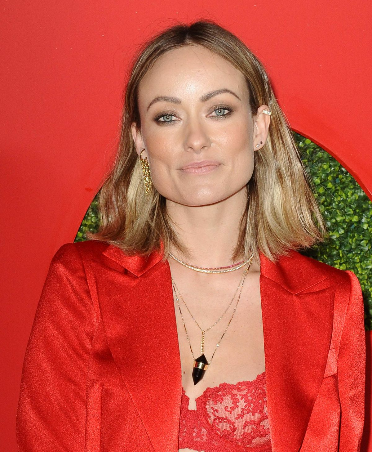 Olivia Wilde 2018 GQ Men Of The Year Party 4 | Satiny