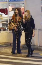 PARIS JACKSON at a Liquor Store in West Hollywood 12/08/2018