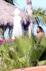 RIHANNA on Vacation in Los Cabos 12/18/2018